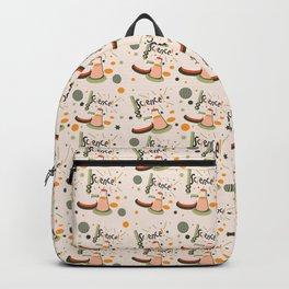Bunsen and Beaker Backpack