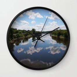 Jacques Cartier Bridge Wall Clock