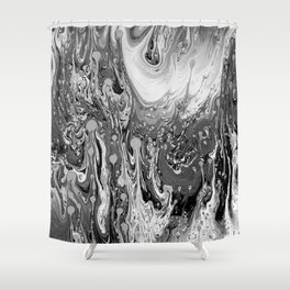 Soap 01 Shower Curtain