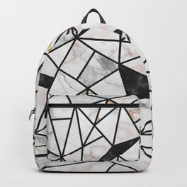 Marbel Stone Backpack