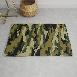 Army pattern Rug