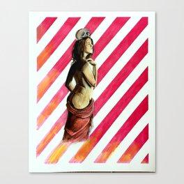 Harbinger 2 Canvas Print