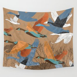 Goose Wall Tapestry