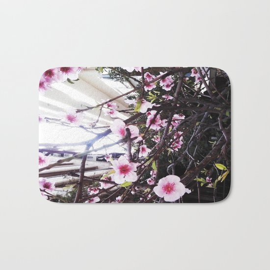 Αlmond tree Bath Mat