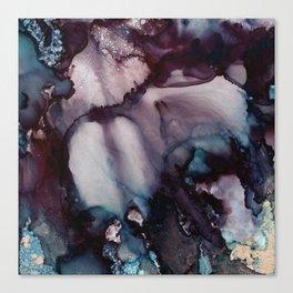 Vivid Abstract Canvas Print