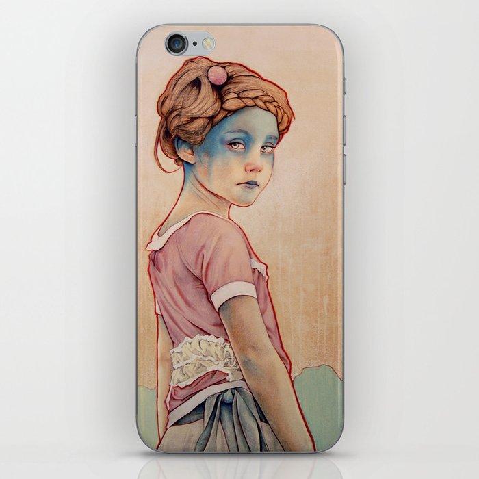 Within White iPhone Skin