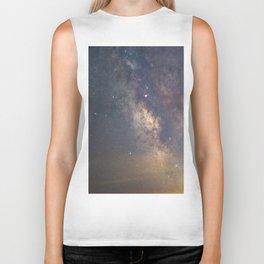 Sagittarius and the Galactic core Biker Tank