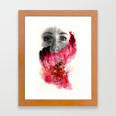 Amnesiac  Framed Art Print