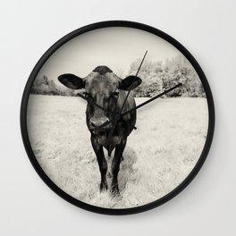 Turkey the Cow Wall Clock