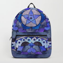 Star Mandala Storm Backpack