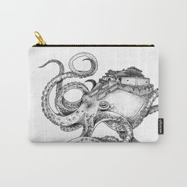 Genius Loci Octopus Carry-All Pouch