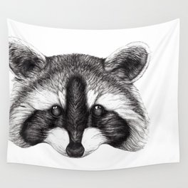 My little raccoon Wall Tapestry
