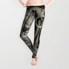 Old Viking Leggings