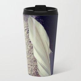 Tree Feather Travel Mug