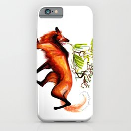 The Maned Wolf iPhone Case