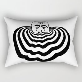 Ripples #1 Rectangular Pillow