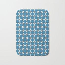 ponovan (blue) Bath Mat
