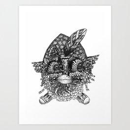 28 Art Print