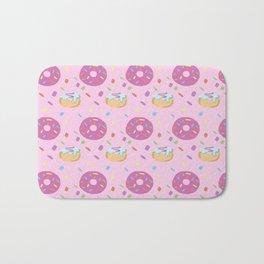 Little Donuts Bath Mat