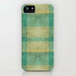 lumberjack shirt iPhone Case