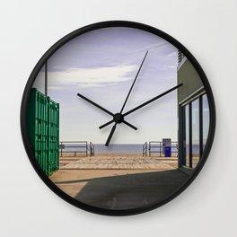 Asbury Park, New Jersey Wall Clock