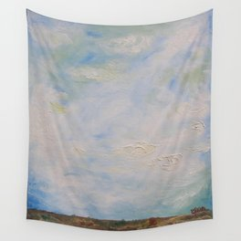 Sky Scape Wall Tapestry