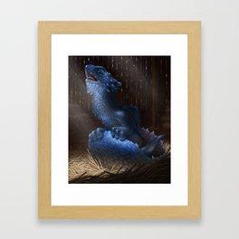 Saphira Framed Art Print