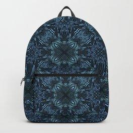 flowing lines pattern 2 Backpack