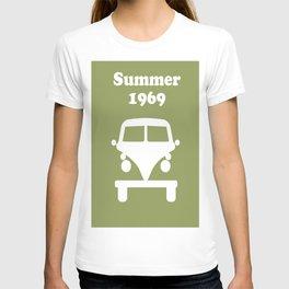 Summer 1969 - Green T-shirt