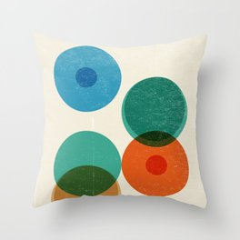 Division Throw Pillow