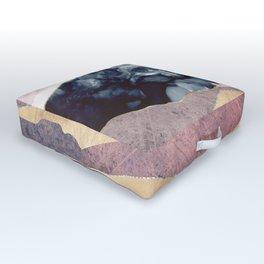 Mauve Vista Outdoor Floor Cushion