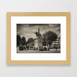 Redvers Buller Framed Art Print