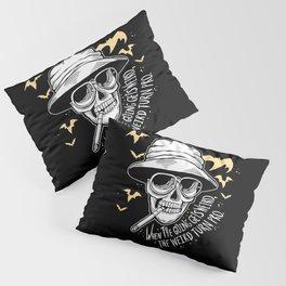 Weird Pro - Black Pillow Sham