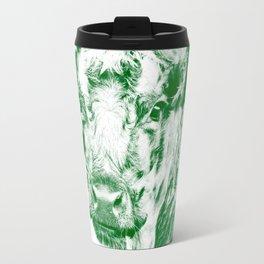 Ardnmurchan Coo - Green Travel Mug