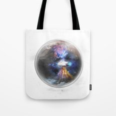 Small Bang Tote Bag