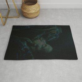 The Shape of Water Screenplay Print Rug