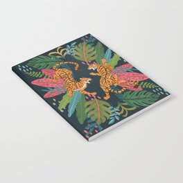 Jungle Cats - Roaring Tigers Notebook