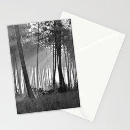 lumineuse brume Stationery Cards