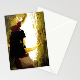 The Awaited Visit Stationery Cards