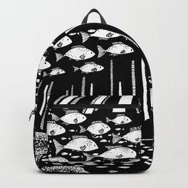 Ocean Night Life Backpack