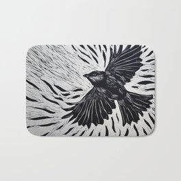 Bird Bath Mat