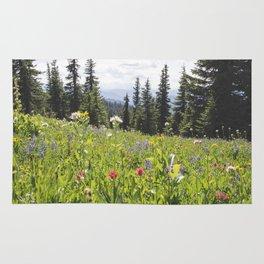 Sub-alpine Meadow Rug