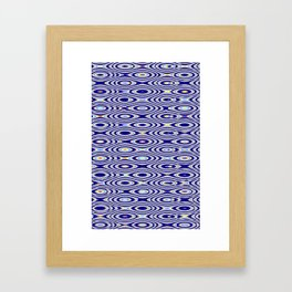 Mix Two Framed Art Print