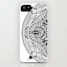 Lost Mandala  iPhone Case