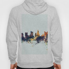 Columbus Ohio Skyline Hoody