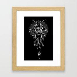 Helvegen Framed Art Print