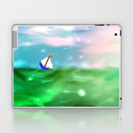 Sailing on a Dream Laptop & iPad Skin
