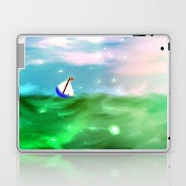 Sailing on a Dream Laptop & iPad Skin