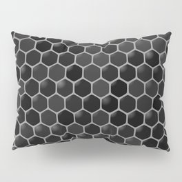 black beehive Pillow Sham