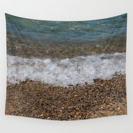 Lake_Michigan Beach, Charlevoix - 4 Wall Tapestry